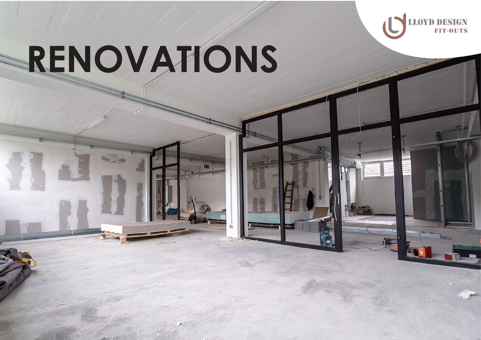 Fit-Out Consultants in Dubai - 3 important things about renovation you need to know