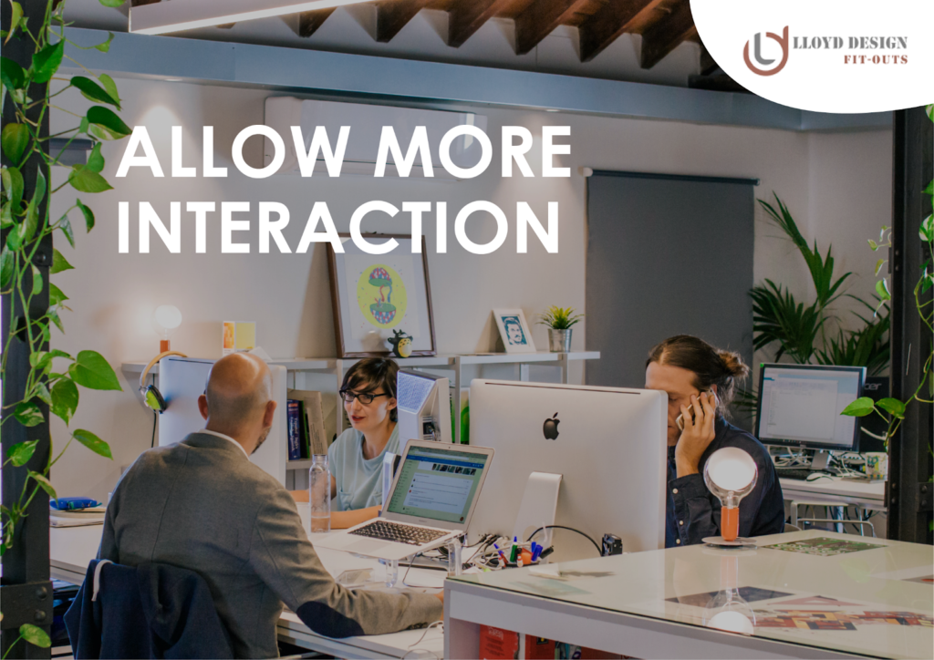 Allow more Interaction - 3 important things about renovation  you need to know